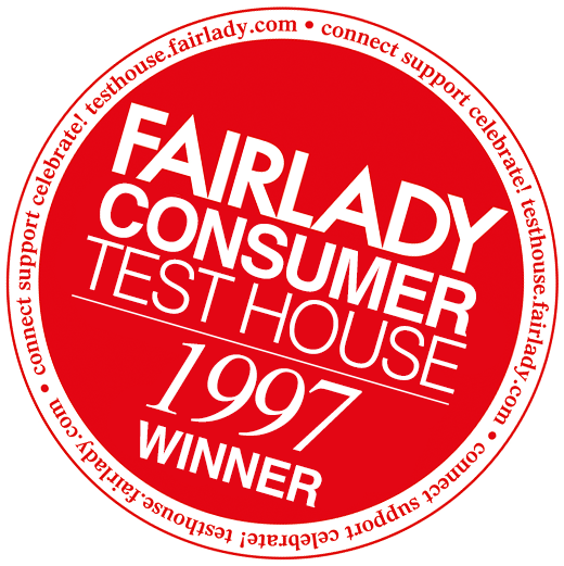 Fairlady Consumer Test House Winner