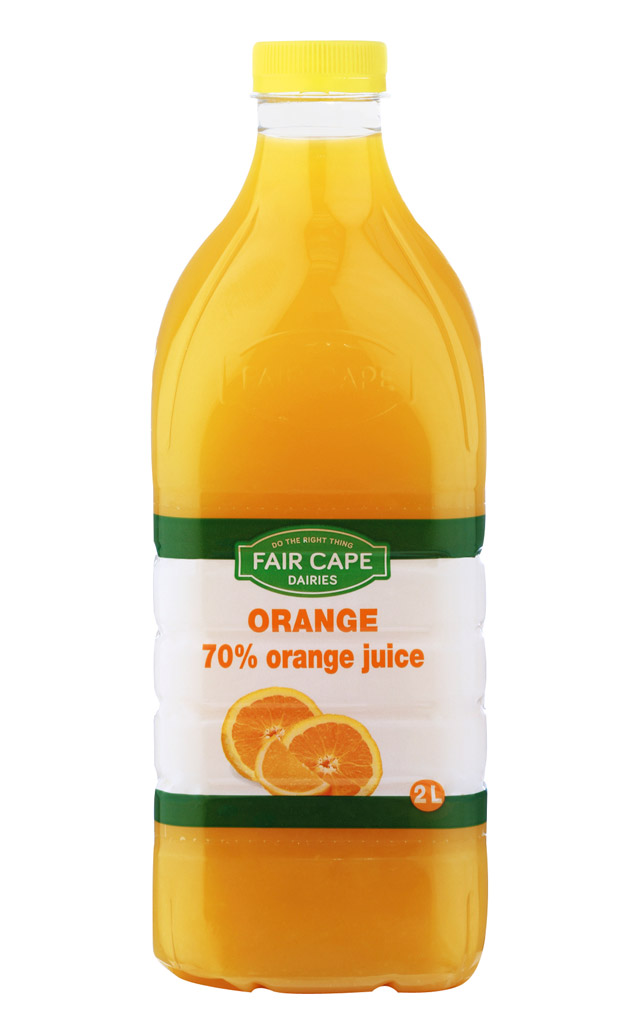 70% Orange Juice by Fair Cape