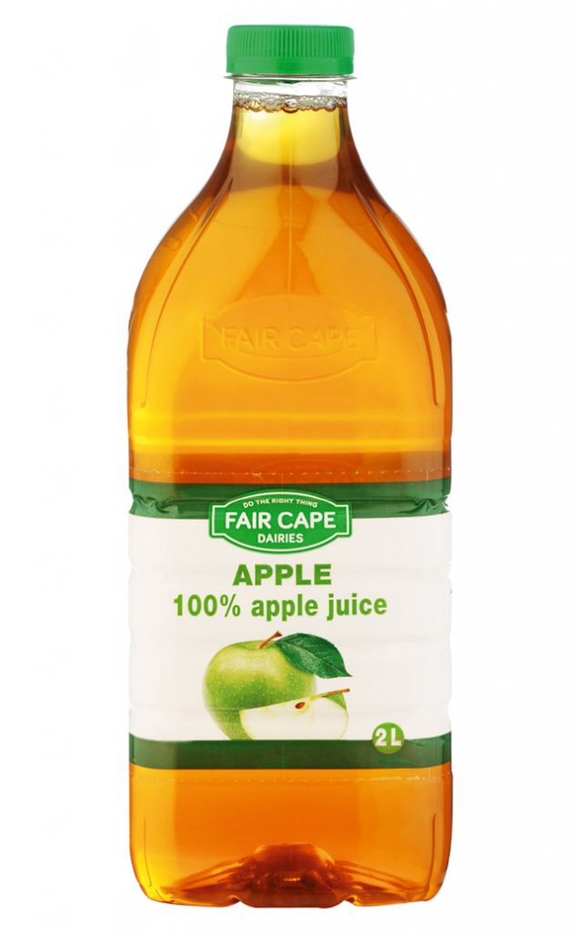 Apple Juice 100% Fair Cape