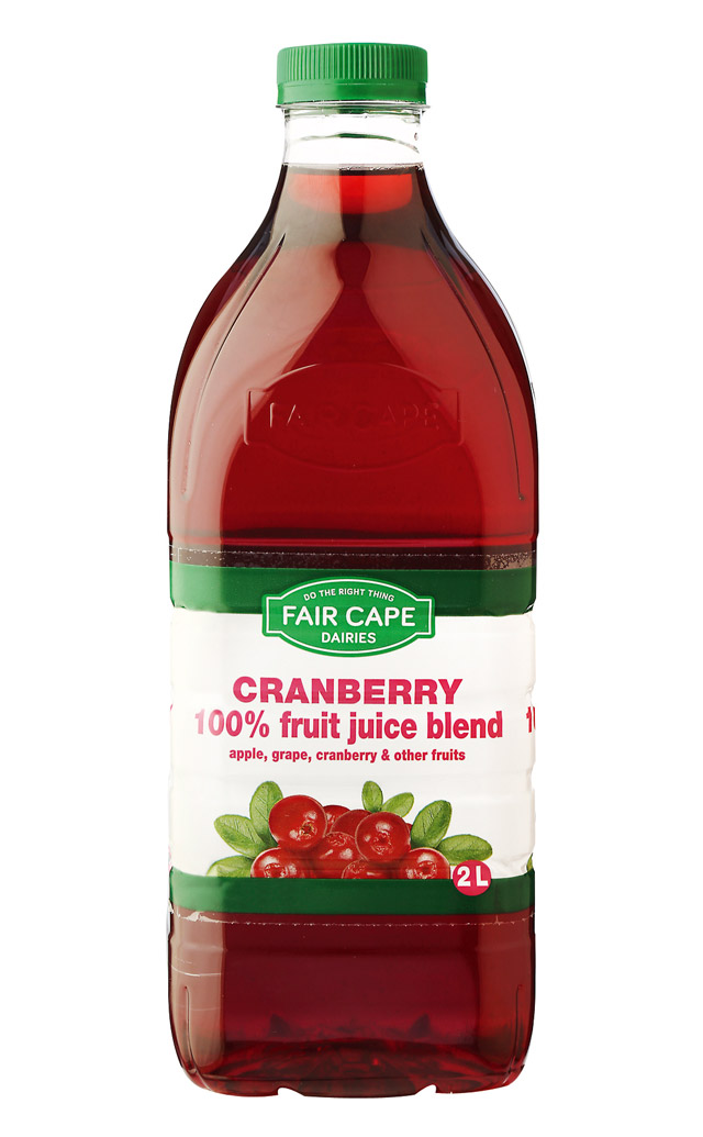 Cranberry Juice 100% Fruit Juice