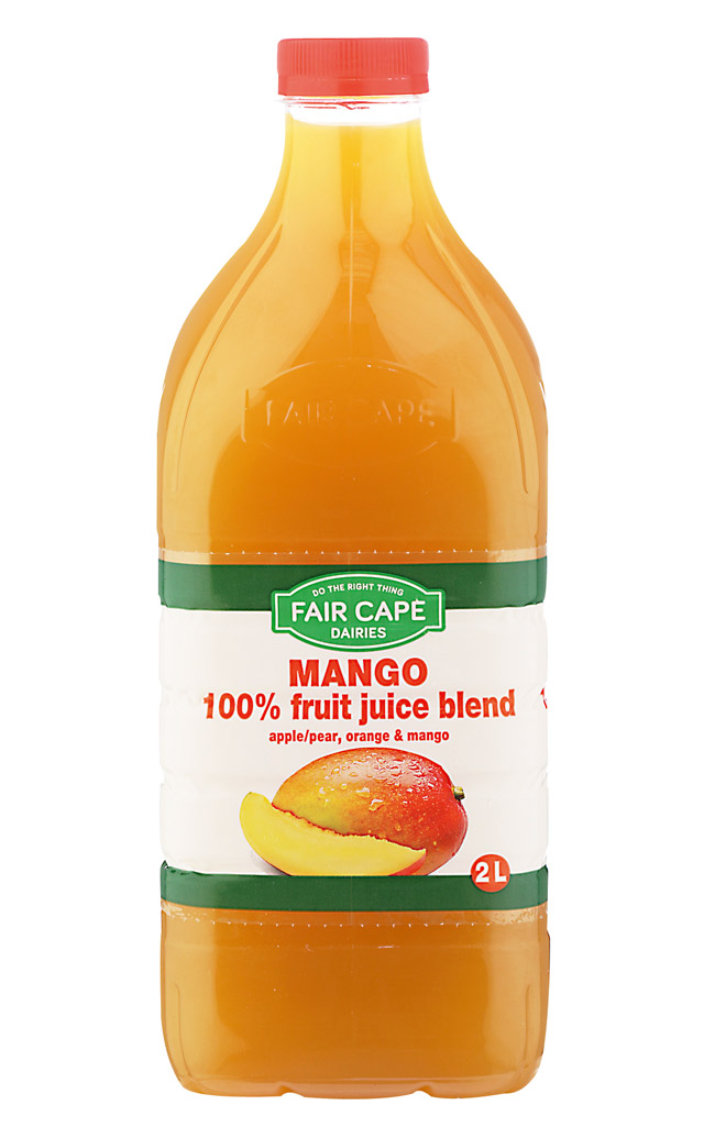 Mango juice 100% fruit juice by Fair Cape