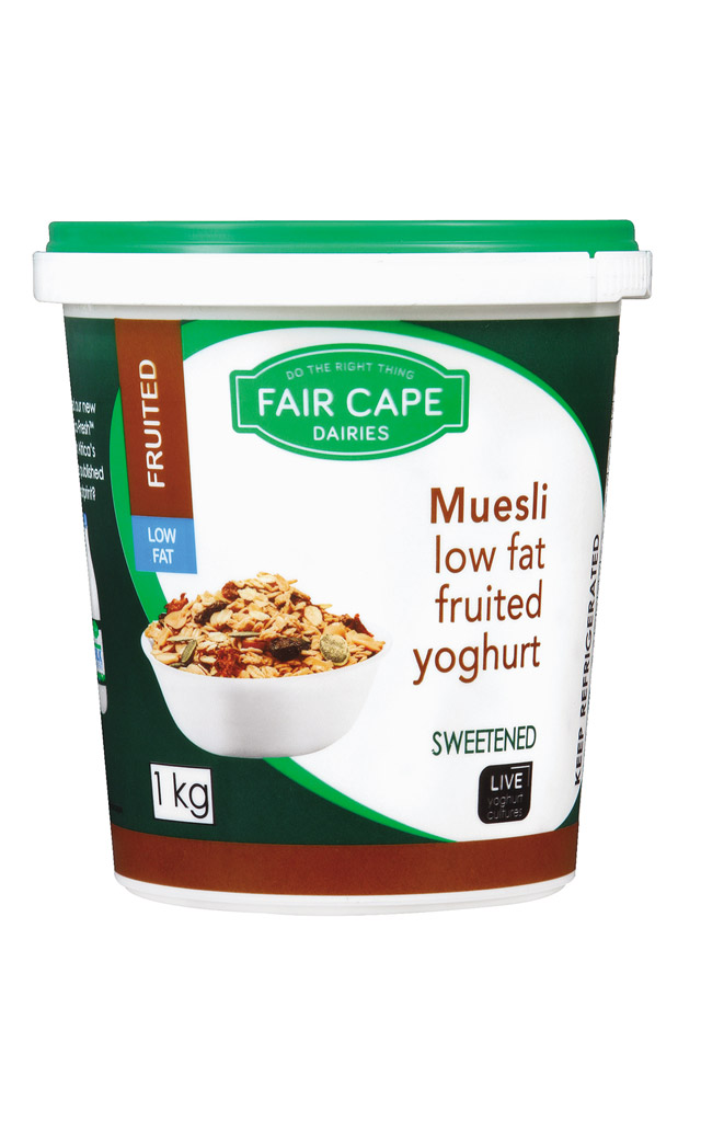 does muesli help weight loss