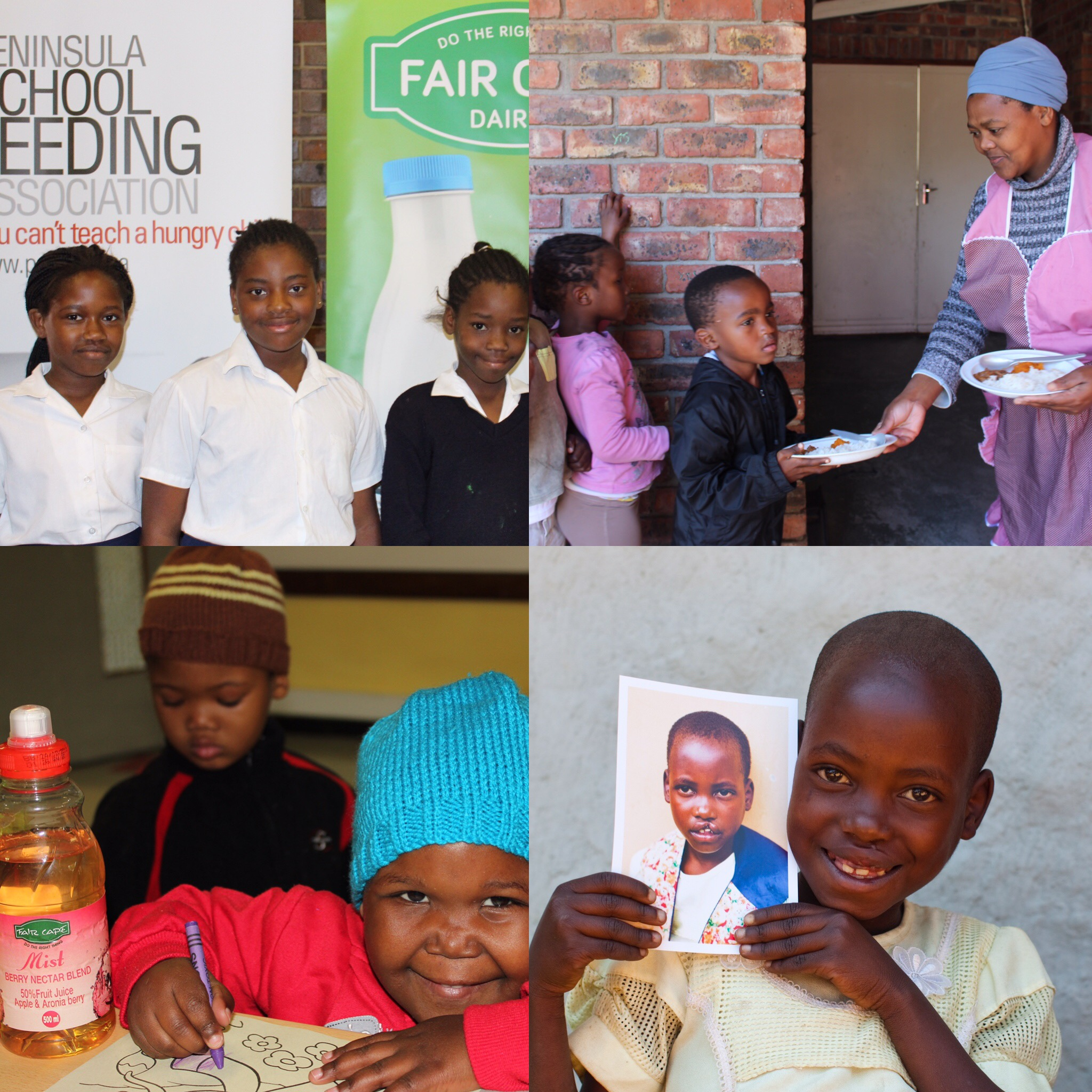 The charities we support for International Charity Week