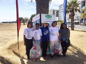 Operation Smile Beach Cleanup