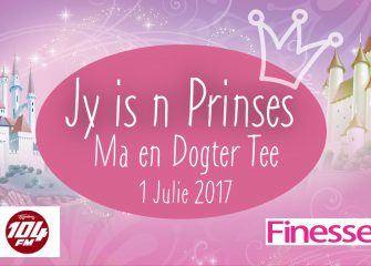 Jy is 'n Prinses