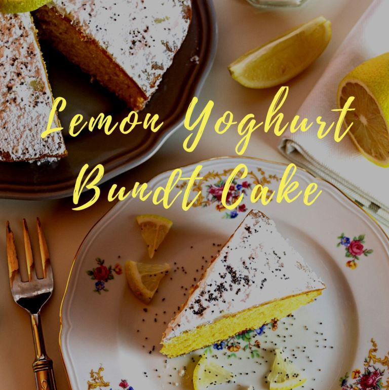 Lemon Yoghurt Bundt Cake